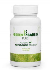 Tabletki green barley plus