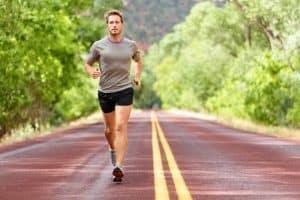 Aktywność fizyczna - bieganie