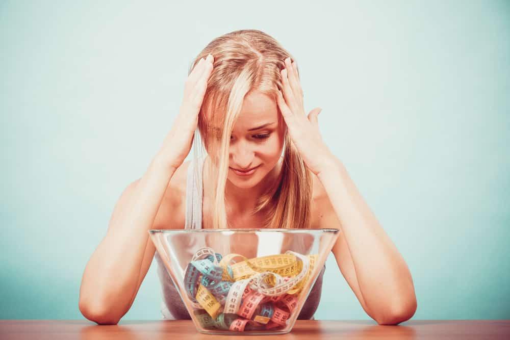 Dlaczego nie idzie schudnąć