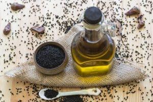 olej z czarnuszki na odchudzanie