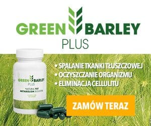 1. green barley plus